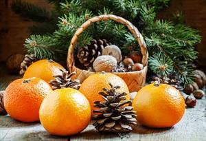 О елках и мандаринах