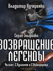 АУДИО. Серая эльфийка 2. Возвращение легенды. Владимир Кучеренко