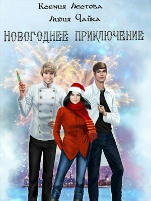Новогоднее приключение. Ксения  Лестова, Лидия Чайка