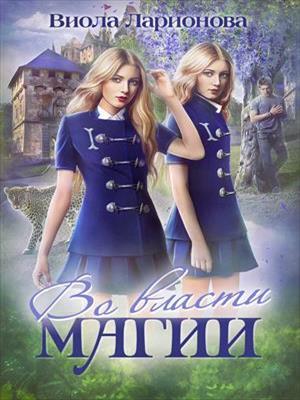 Во власти магии. Магическая академия Эмерланда. Виола Ларионова