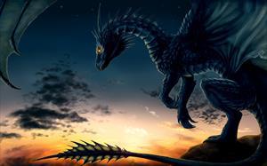 Миры Александра Егорова. О происхождении драконов