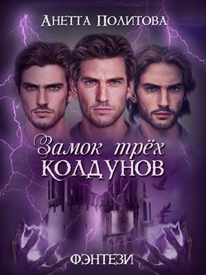 Замок трёх колдунов. Анетта Политова